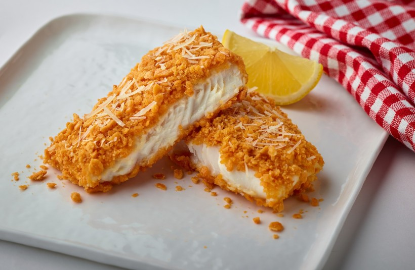 Cheez it Crusted Pollack Fillets #3